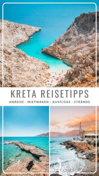 Kreta Reisetipps Urlaub Griechenland