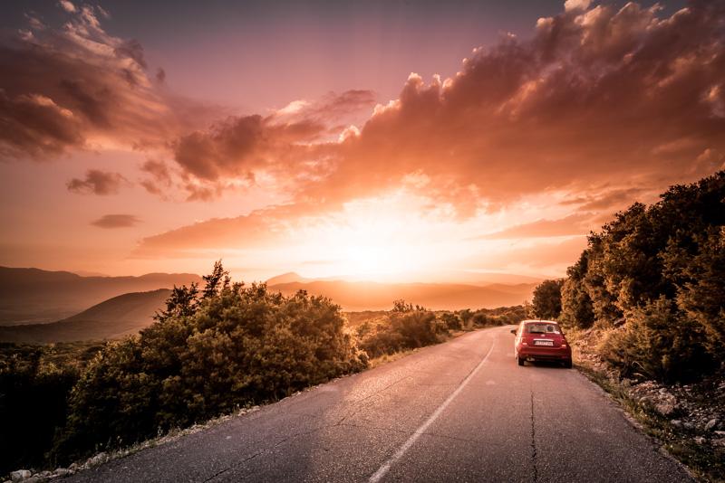 Mietwagen Rundreise Griechenland Epirus