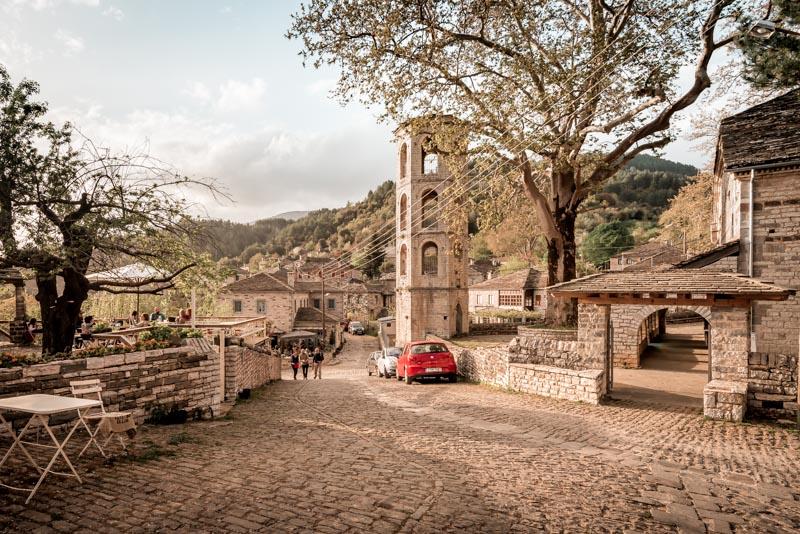 Papigko Griechenland Rundreise Epirus