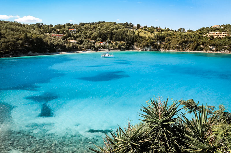 Parga Ausflug Insel Paxos Tipp Urlaub