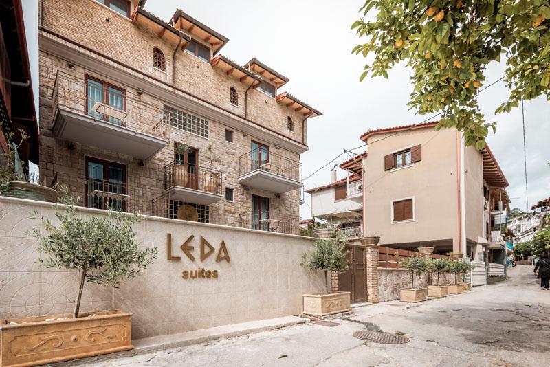 Parga Hotels Leda Suites Empfehlung