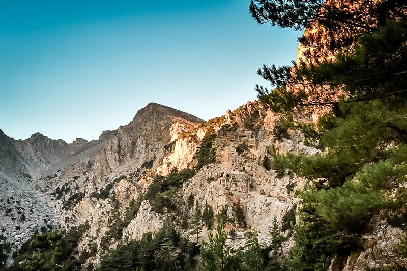 Wandern Kreta Samaria Schlucht Tipps