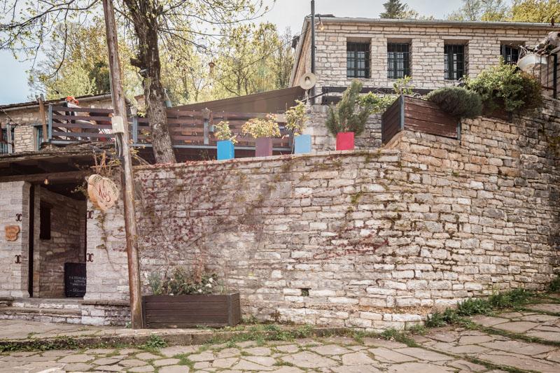 Zagori Dörfer Taverne Empfehlung Griechenland