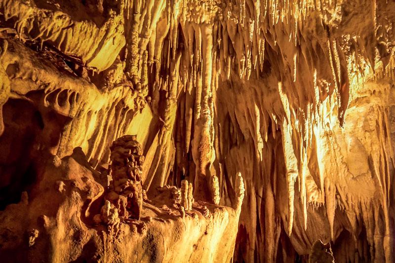 drachenhöhle kastoria griechenland