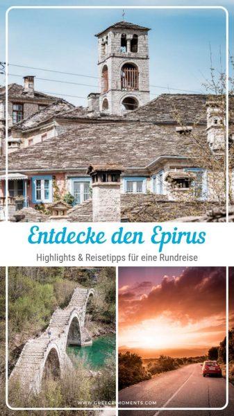 epirus zagori griechenland