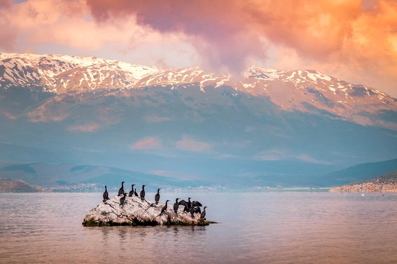 griechenland westmakedonien prespaseen