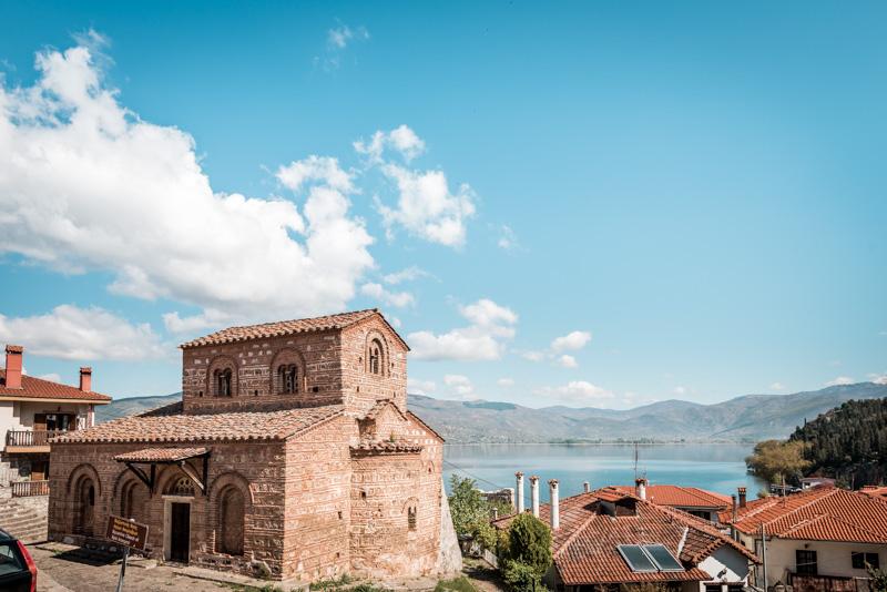 kastoria apozari byzantinische kirchen griechenland
