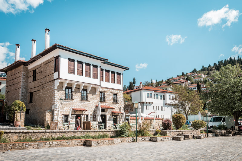 kastoria ntoltso griechenland makedonien