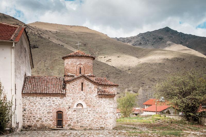 prespaseen agios germanos byzantinische kirche