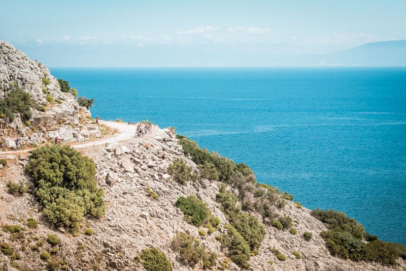 Aktivurlaub Griechenland Mountainbike Touren Insel Samos