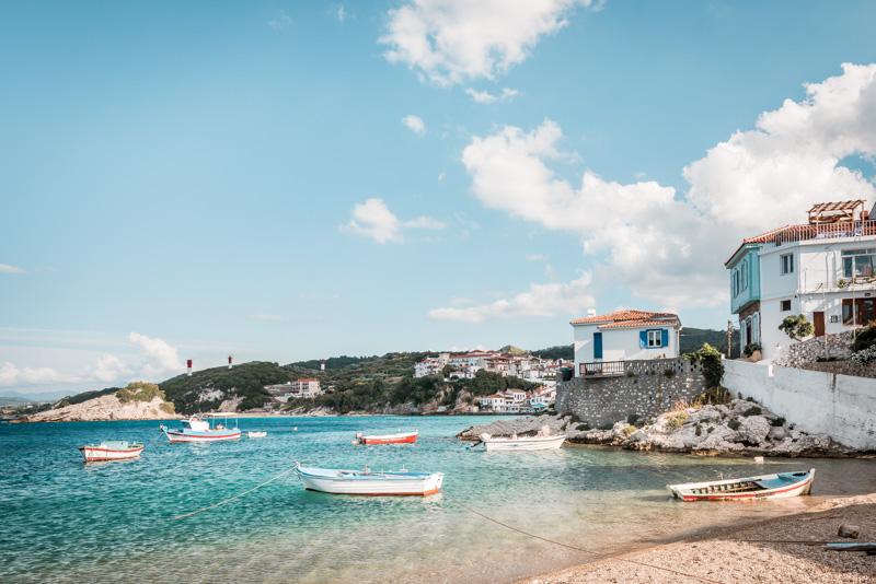 Griechische Insel Samos Empfehlung