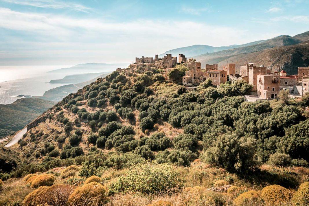 Peloponnes Rundreise 18 Highlights Der Griechischen Halbinsel