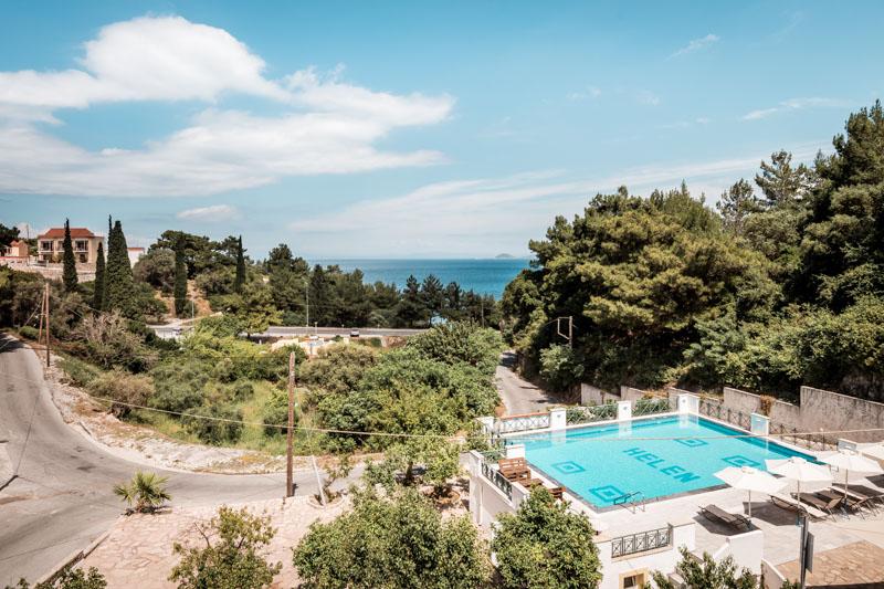 Samos Hotel Empfehlung Yolanda Frosch Sportreisen