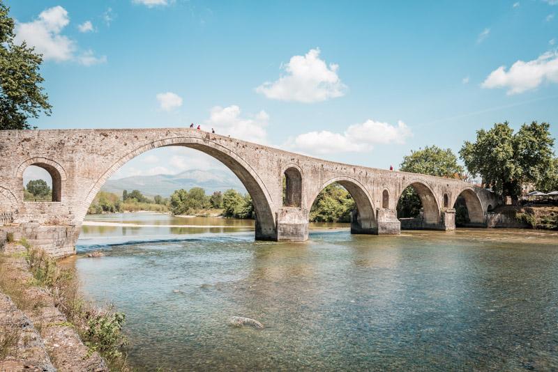 bridge of arta greece