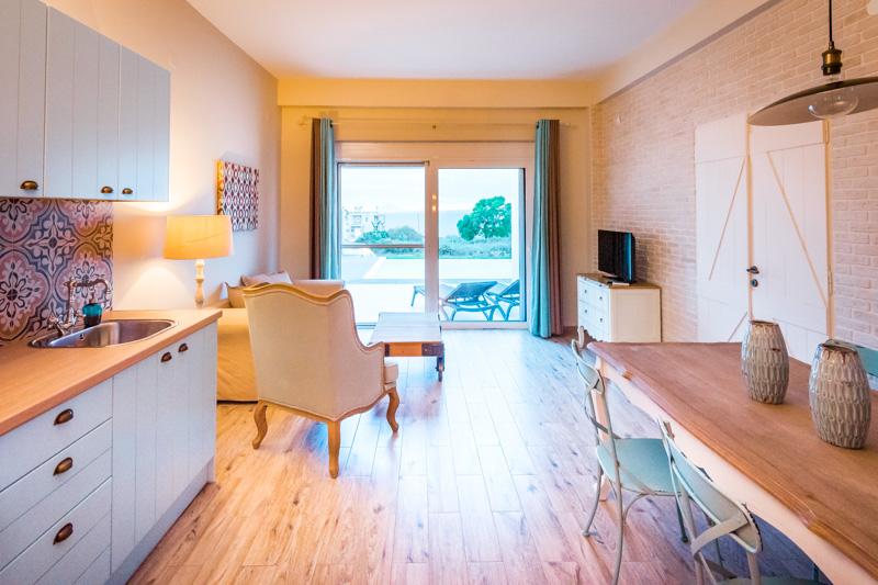galinio boutique apartments peloponnes