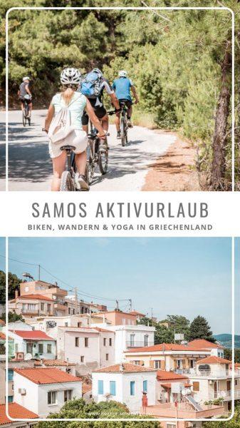 griechenland aktivurlaub samos wandern