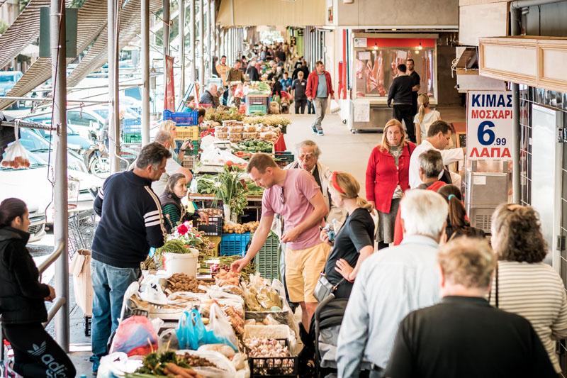 kalamata wochenmarkt