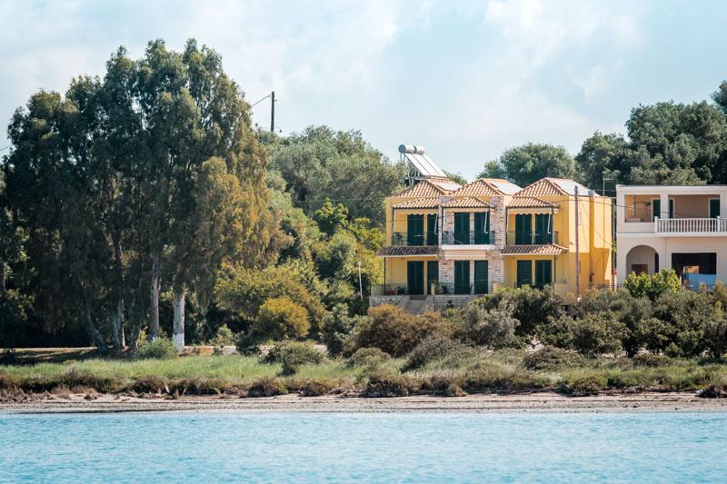 koronisia apartments ambrakischer golf