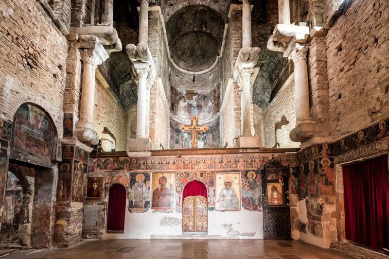 panagia parigoritissa byzantinische kirche arta