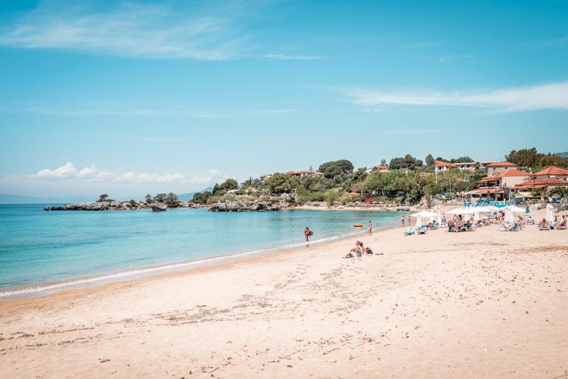 stoupa beach peloponnes