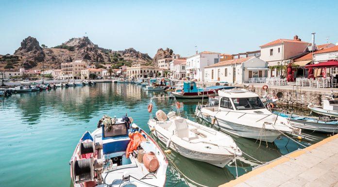 Griechenland Geheimtipp Insel Limnos Myrina