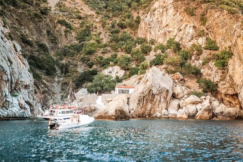 Lesbos Seafari Adventures Lesvos Ekklisia Krifti
