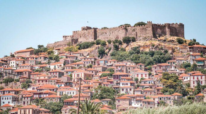 Lesbos Urlaub Lesvos Highlights Griechenland
