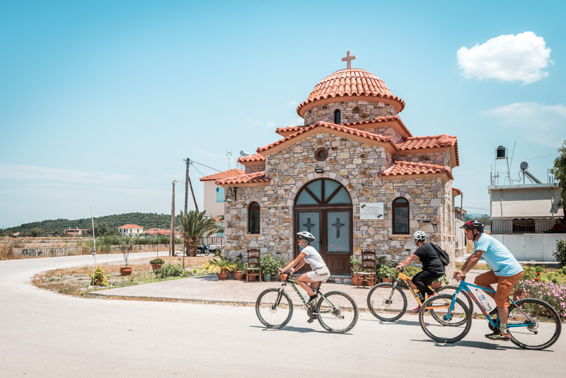 Lesvos ride mountainbike tour