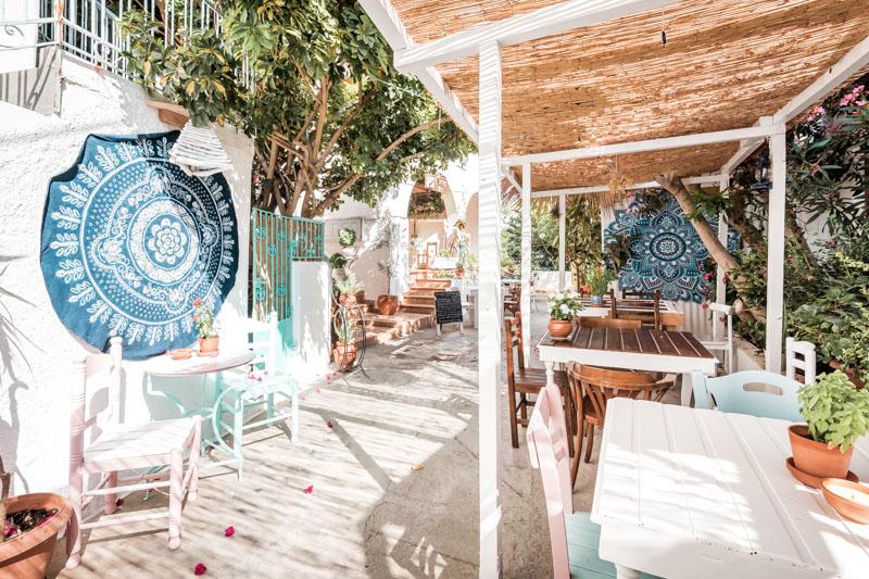 Patmos Restaurant Empfehlungen Vegane Taverne