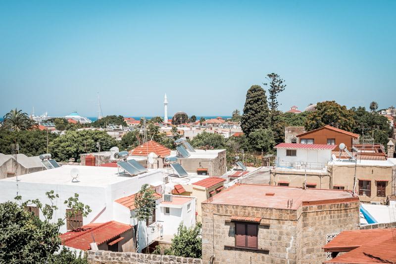 Rhodos Altstadt Hotels Empfehlung Emerald Guesthouse