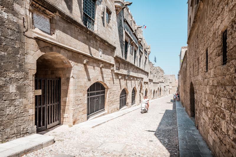 Rhodos Altstadt Sehenswürdigkeiten