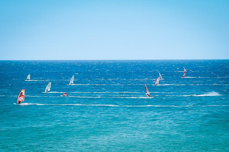 Windsurfing Rhodos Anbieter