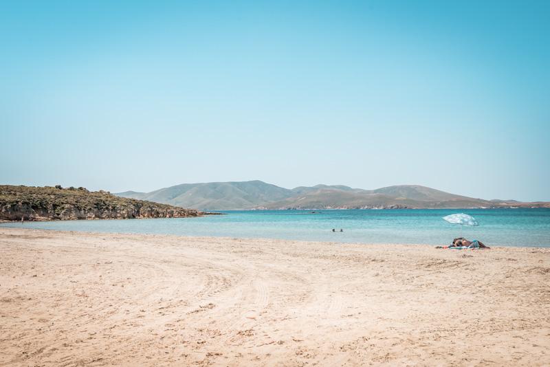 fanaraki strand limnos