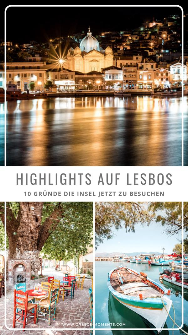 lesvos urlaub highlights lesbos
