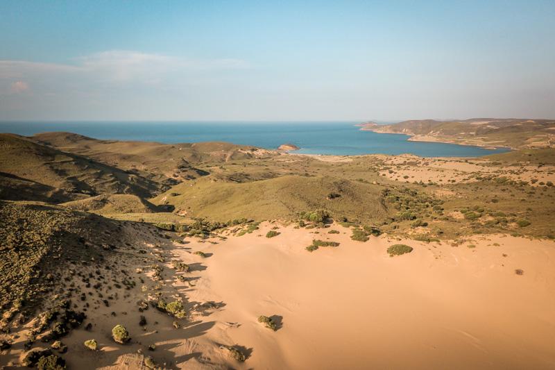 sahara limnos wüste dünen