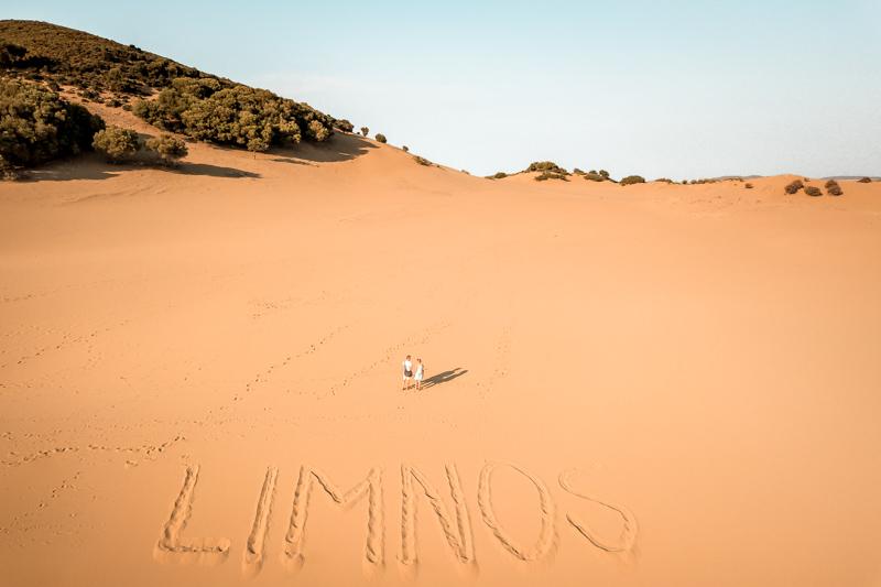 wüste limnos pachies ammoudies griechenland