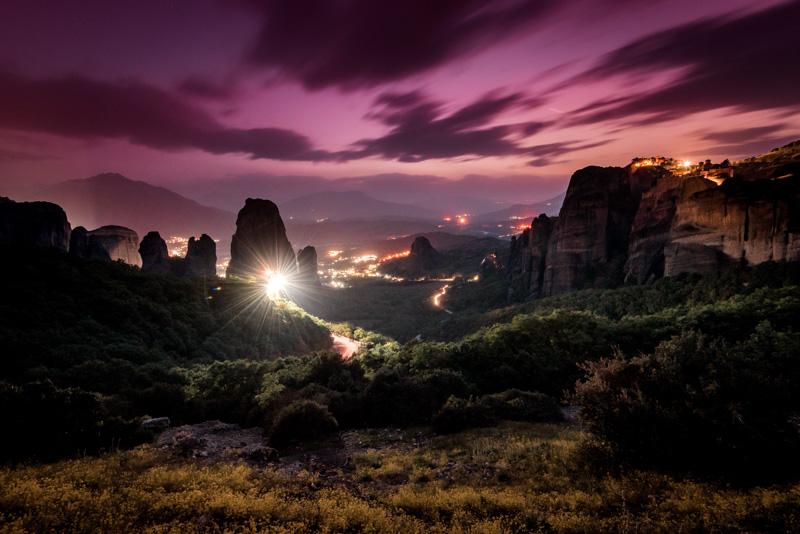 Meteora Abendstimmung Foto Tipps