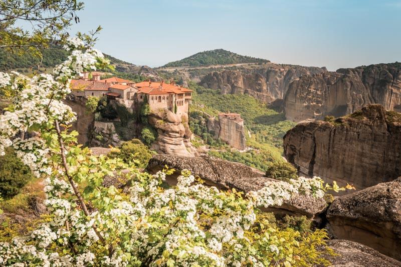 Meteora Beste Reisezeit Griechenland
