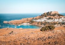 Rhodos Sehenswürdigkeiten Lindos Akropolis Highlights