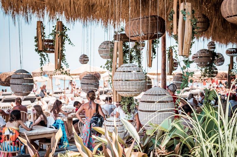 Rhodos Strand Bar