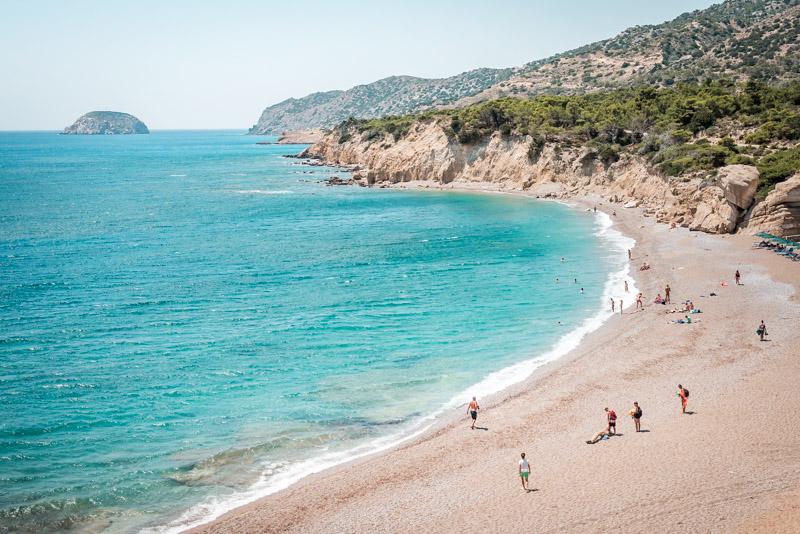 Strände Rhodos Urlaub Tipps