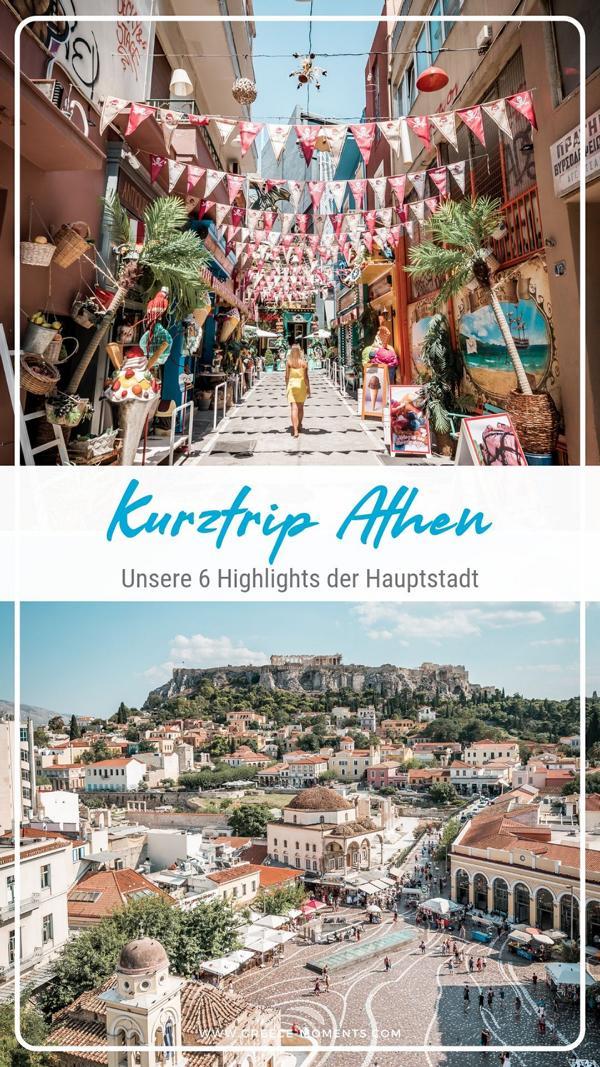 athen highlights griechenland