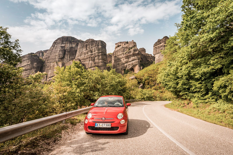 meteora mietwagen car rental