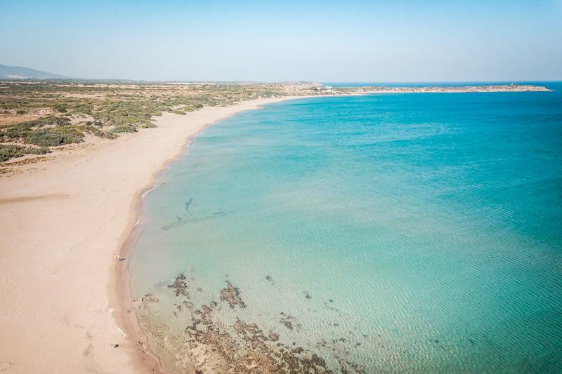 rhodos strände agios georgios beach