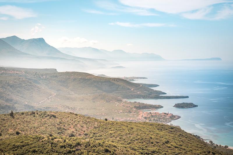 Urlaub in Griechenland Peloponnes