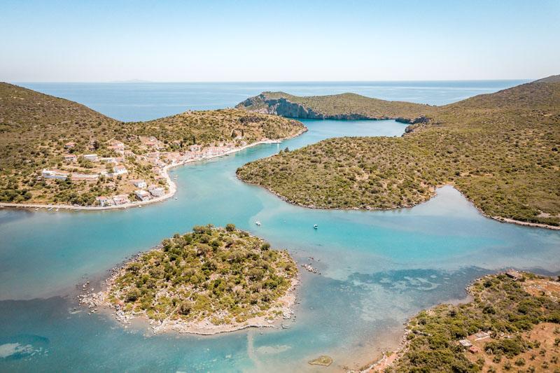 Welche Inseln Griechenland