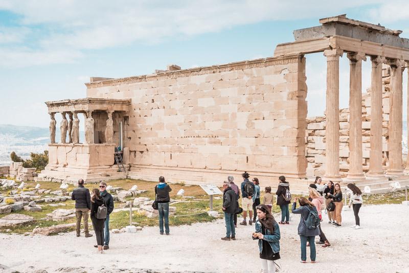 Akropolis Athen Eintritt ohne Wartezeit