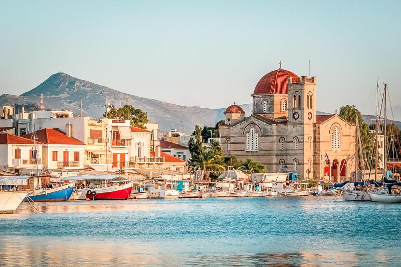 Athen Ausflug Insel Ägina