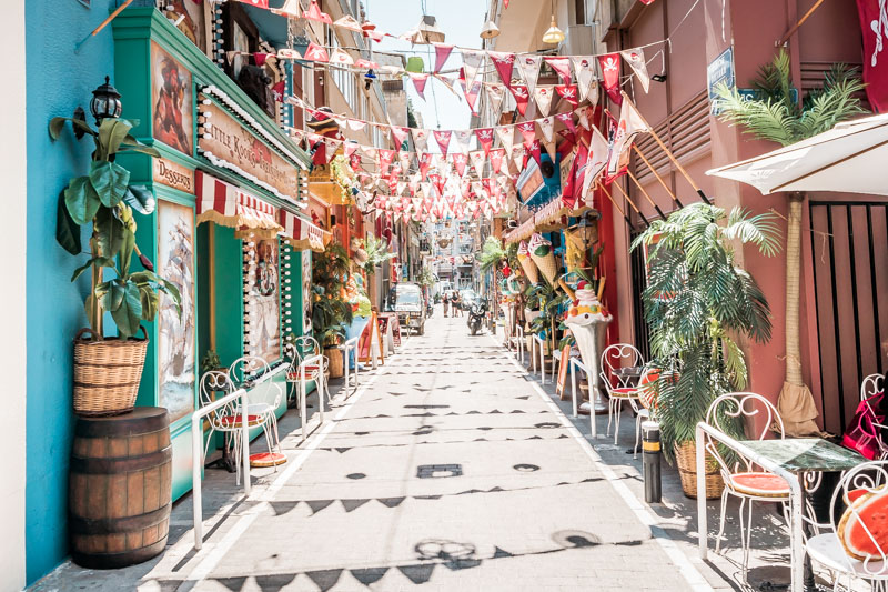 Citytrip Athen Coole Stadtteile Psyri