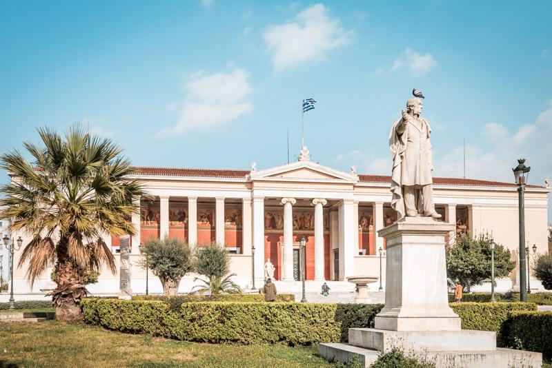Citytrip Europa Athen Ausflüge